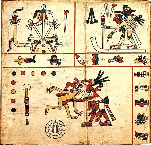 Codex Fejervary Mayer (famsi) l