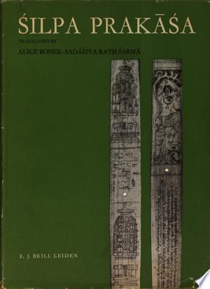 Download Silpa Prakasa Medieval Orissan Sanskrit Text on