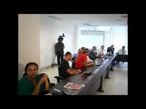 Audiência publica sobre o jornalismo no estado democrático de direito