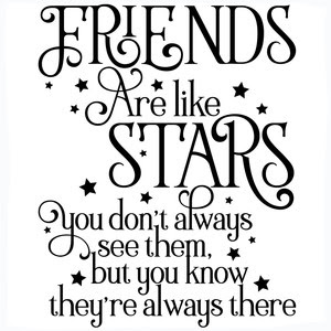 Silhouette Design Store View Design 266927 Friends Are Like