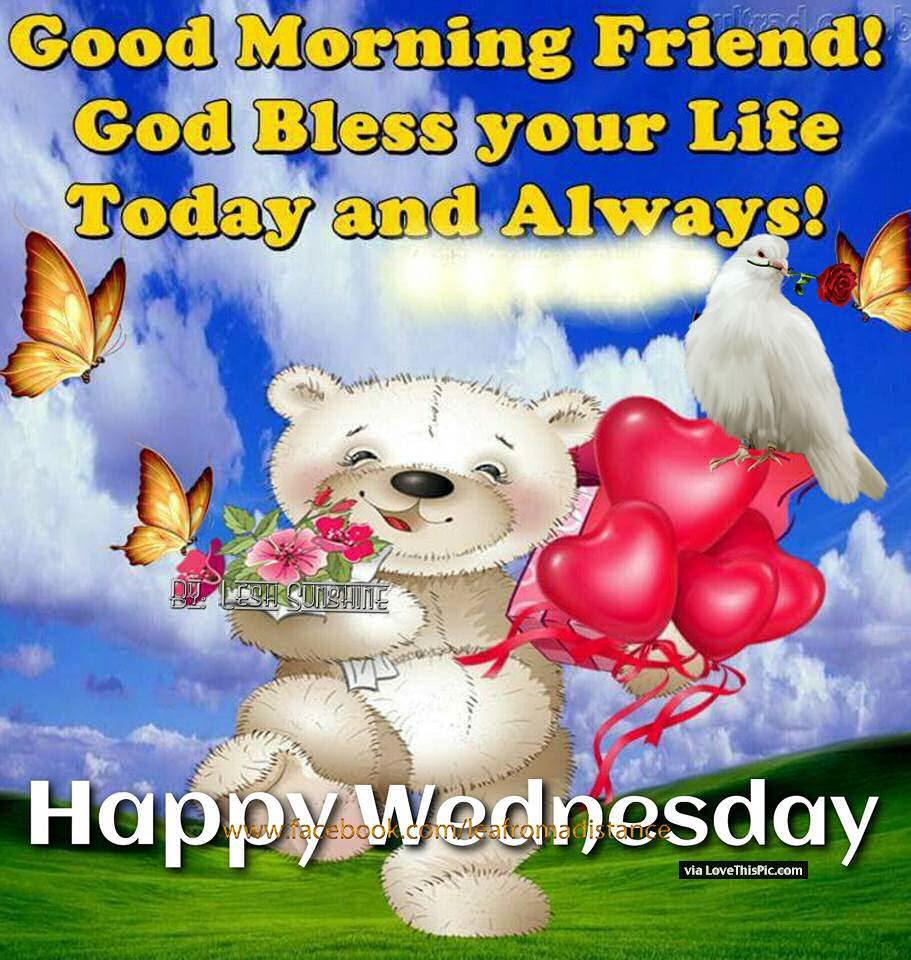 Happy Wednesday Quotes Bansuan