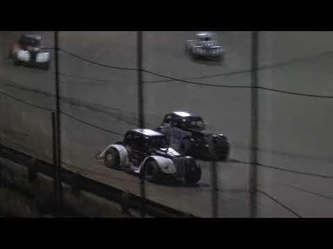 Moler Raceway Park | 10/9/20 | Legend Car Feature