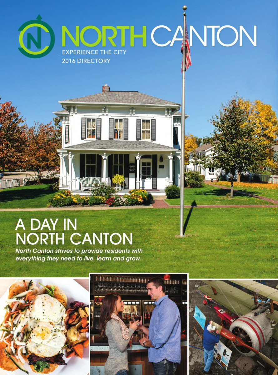 North Canton Area Chamber Of Commerce Directory