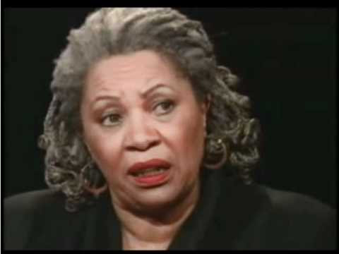 Toni Morrison Talks Race