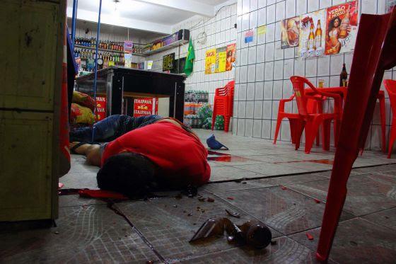 Resultado de imagem para Dez pessoas são assassinadas em duas chacinas em São Paulo