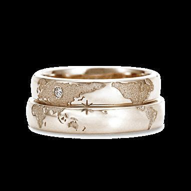 See 26 Absolutely Beautiful Couple Rings & Bands Designs