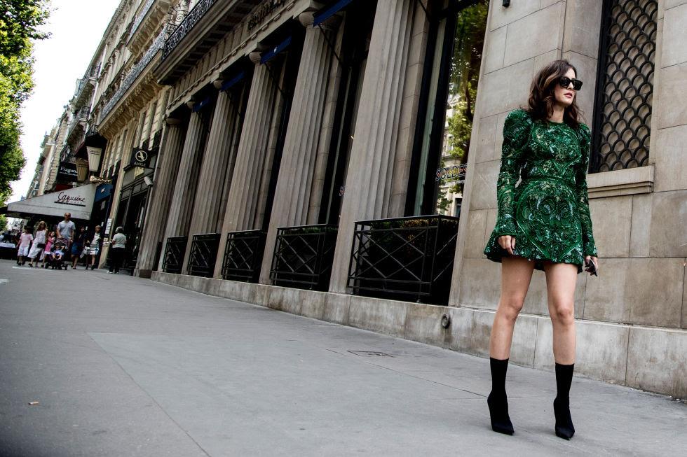 Los mejores looks  en París.