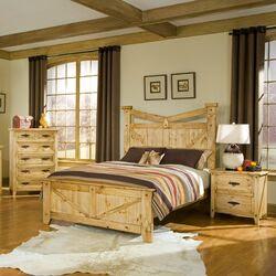 Harden Manufacturing Veracruz Panel Bedroom Collection   Wayfair