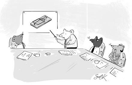 Hbr June 2011 Cartoon Caption Contest Visit The Link