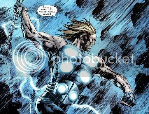 Thor triunfante