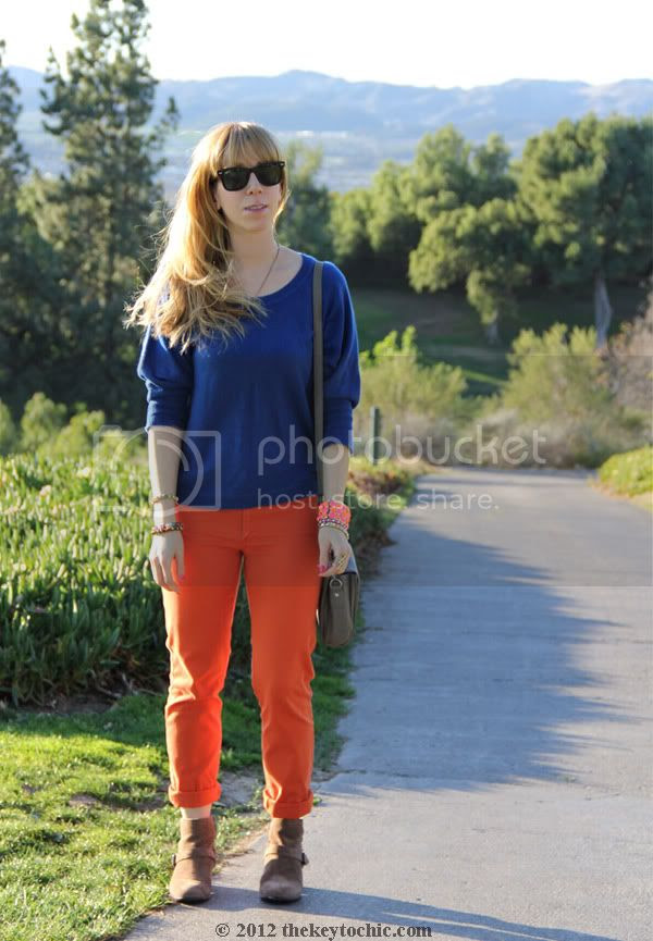 color blocking trend, Sam Edelman Pax boots, Los Angeles fashion blog, southern California fashion blogger