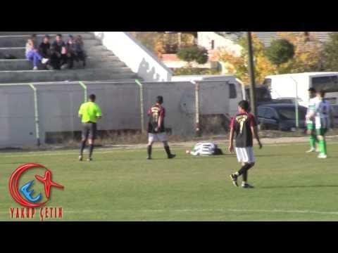 Bozkır Gençler Birliği Karapınar Esnaf Spor Karşılaşması Videosu 04.11.2012 Pazar