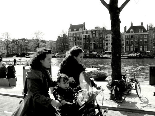 Life In Amsterdam - We Are Family