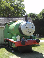 Inflatable Percy