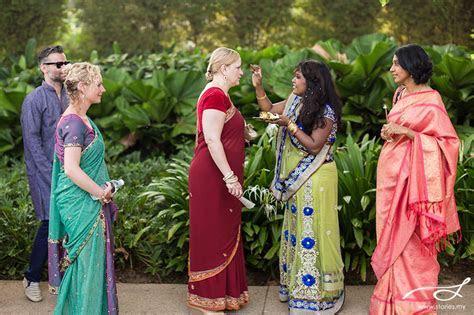 Garden Hindu Wedding, Rasa Sayang, Penang: David & Nandini