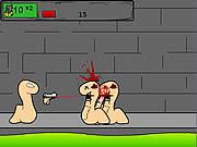 Jogar Worms level 1 Jogos