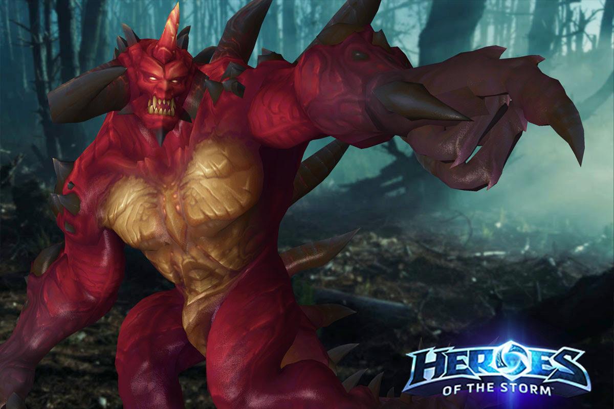 Diablo Base Skin