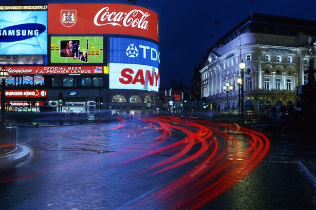Piccadilly Circus, Londres, Londres, Inglaterra