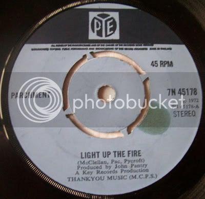 Parchment - Light up the Fire