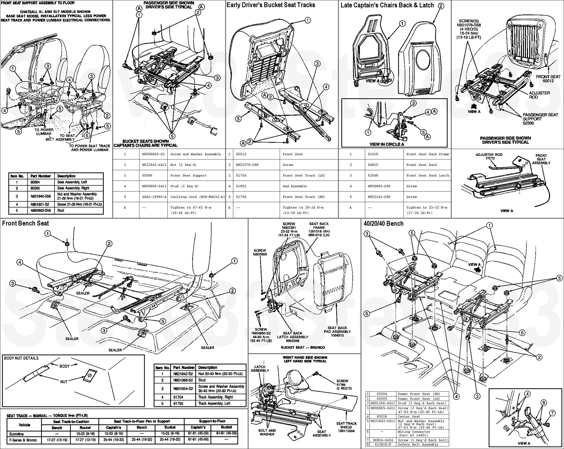 1996 ford f 150 stereo wiring diagram 1996 ford bronco radio wiring wire management   wiring diagram  1996 ford bronco radio wiring wire