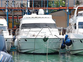 Яхта Алсу за 1 миллион долларов