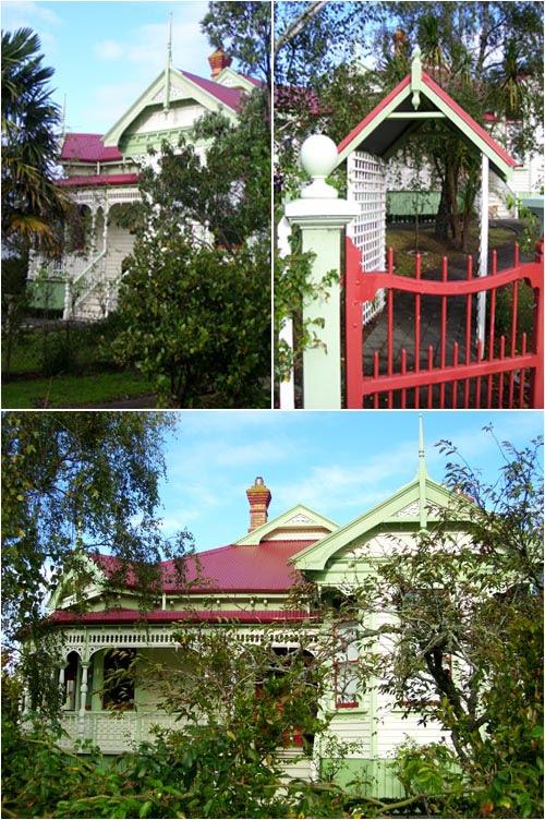Casa collage