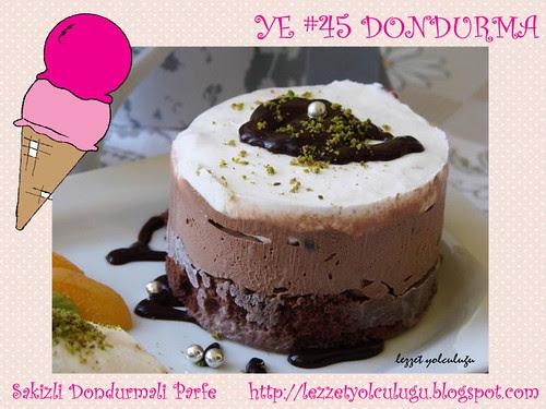 Sakizli Dondurmali Parfe - Lezzet Yolculugu