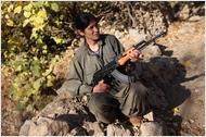 Kurdish Rebels in Northern Iraq