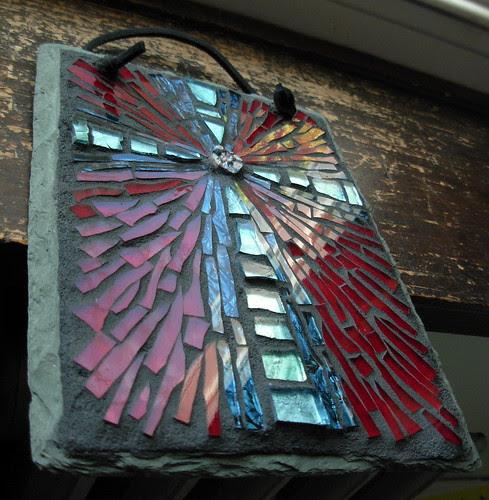 47  94/365  Mosaic Cross