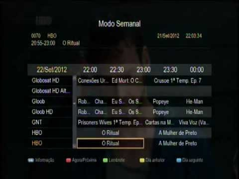 Videos de Dicas e Tutoriais - Duosat Prodigy HD