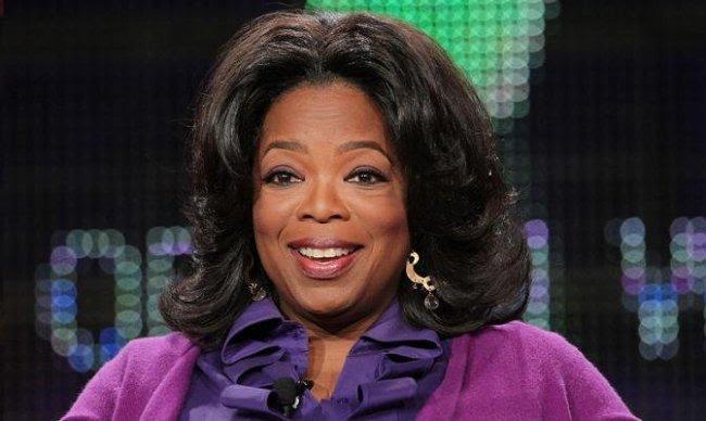 Resultado de imagen para Oprah Winfrey dice que la Biblia ha dado forma a su fe