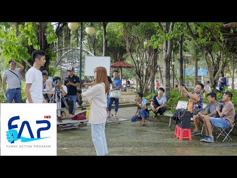 FAPTV Tập 176 : Đá Xoáy An Vy Học Lớp 9 Bán Bún Riêu