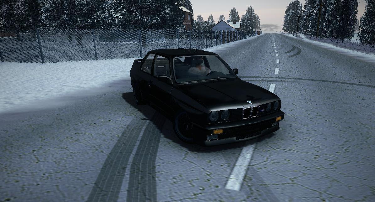 S Bmw E30 M3 Replika Turbo Temat Slrr Mods Street Legal
