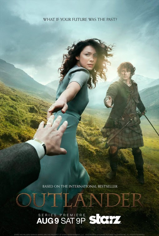 Outlander Movie Poster