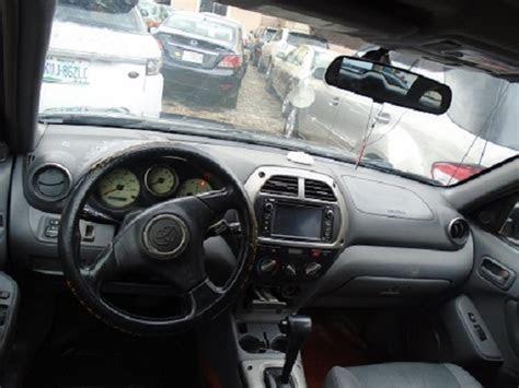 toyota rav  model atnm autos nigeria