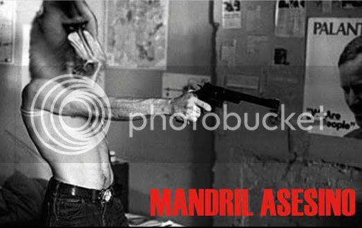 Mandril Asesino