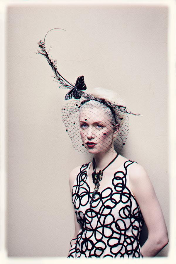 Fasinator Fashion Portrait, Fashion Catalogue