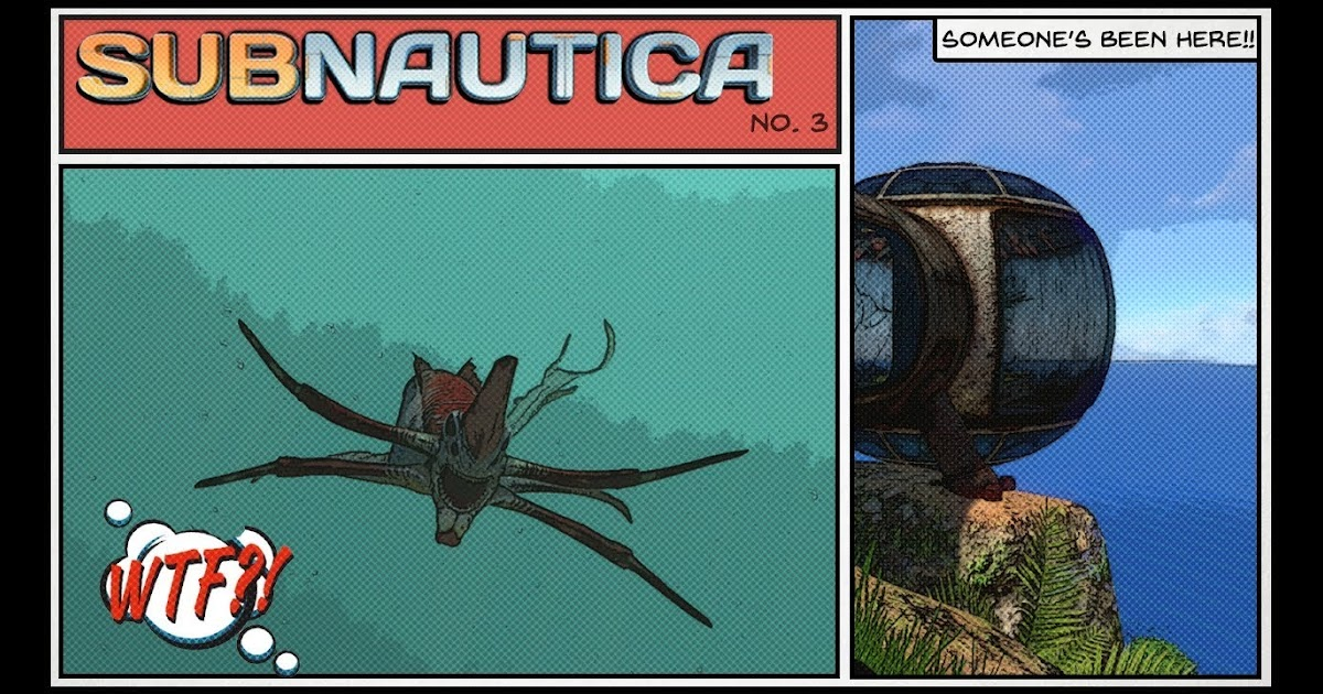 Glodglovetv Gaming Logo Subnautica No 3 Leviathan Encounter Abandoned Structures I was just wondering if there was anyone who knew anything. glodglovetv gaming logo subnautica no
