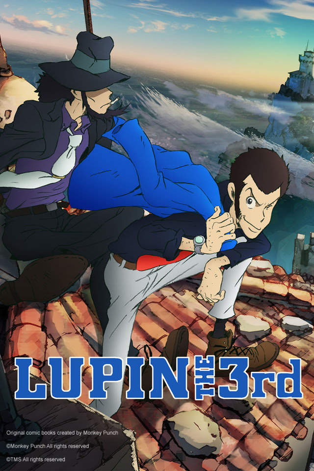 Resultado de imagen para Lupin The Third: Lupin III Parte IV