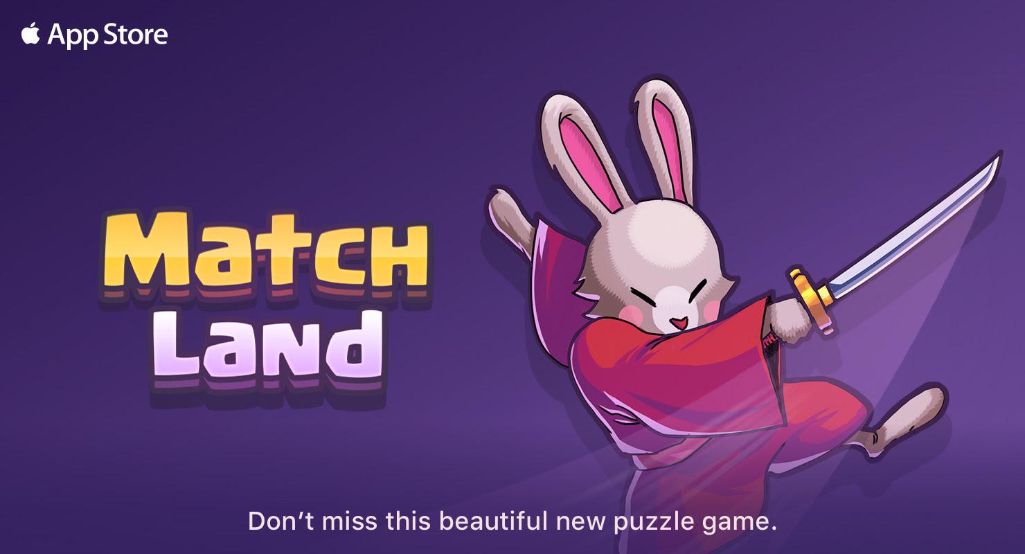 App Store - Match Land