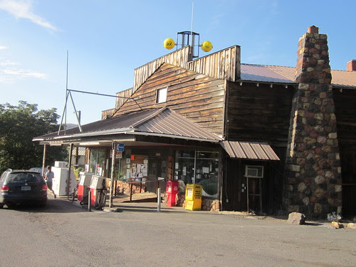 Historic Tygh Valley store
