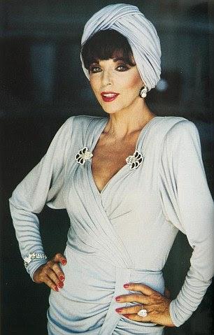 Joan as Alexis in Dynasty