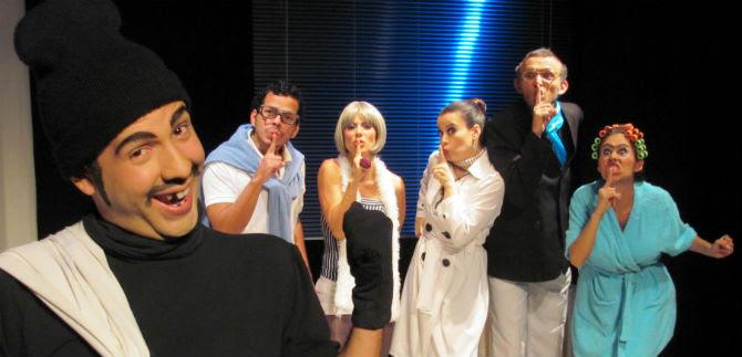 Viernes y sábado de comedia en Cali teatro
