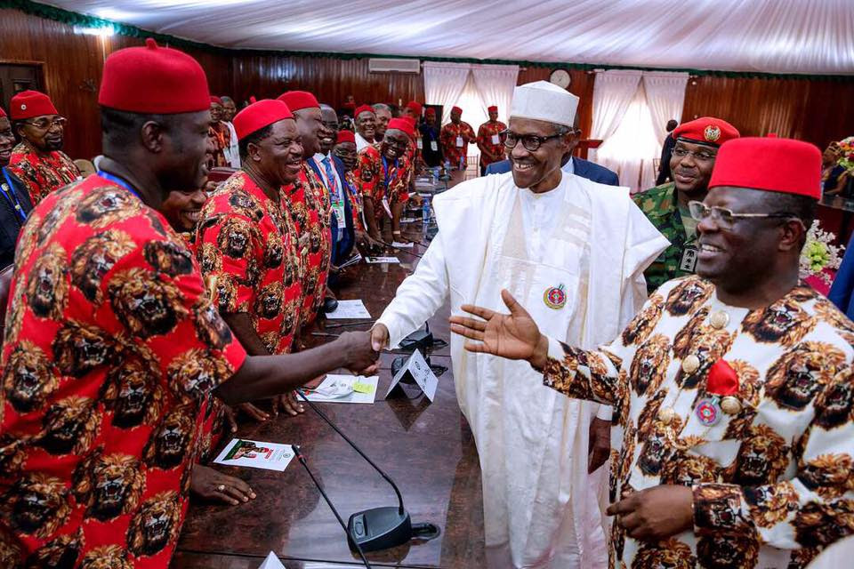 We Will Not Be Deceived By Buhari's Visit to the South-East - MASSOB