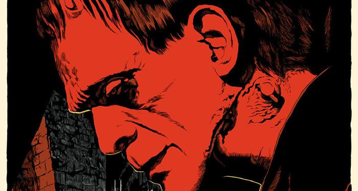 Frankenstein Movie Poster Project