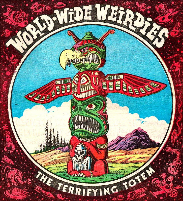 Ken Reid - World Wide Weirdies 90