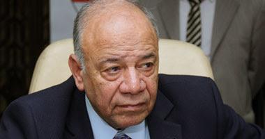 وزير التنمية المحلية المستشار محمد عطية