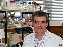Investigador de la Universidad Queens en Belfast, Paulo Prodohl
