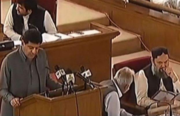 Balochistan govt unveils Rs584 bln budget for new fiscal year   Daily Pakistan