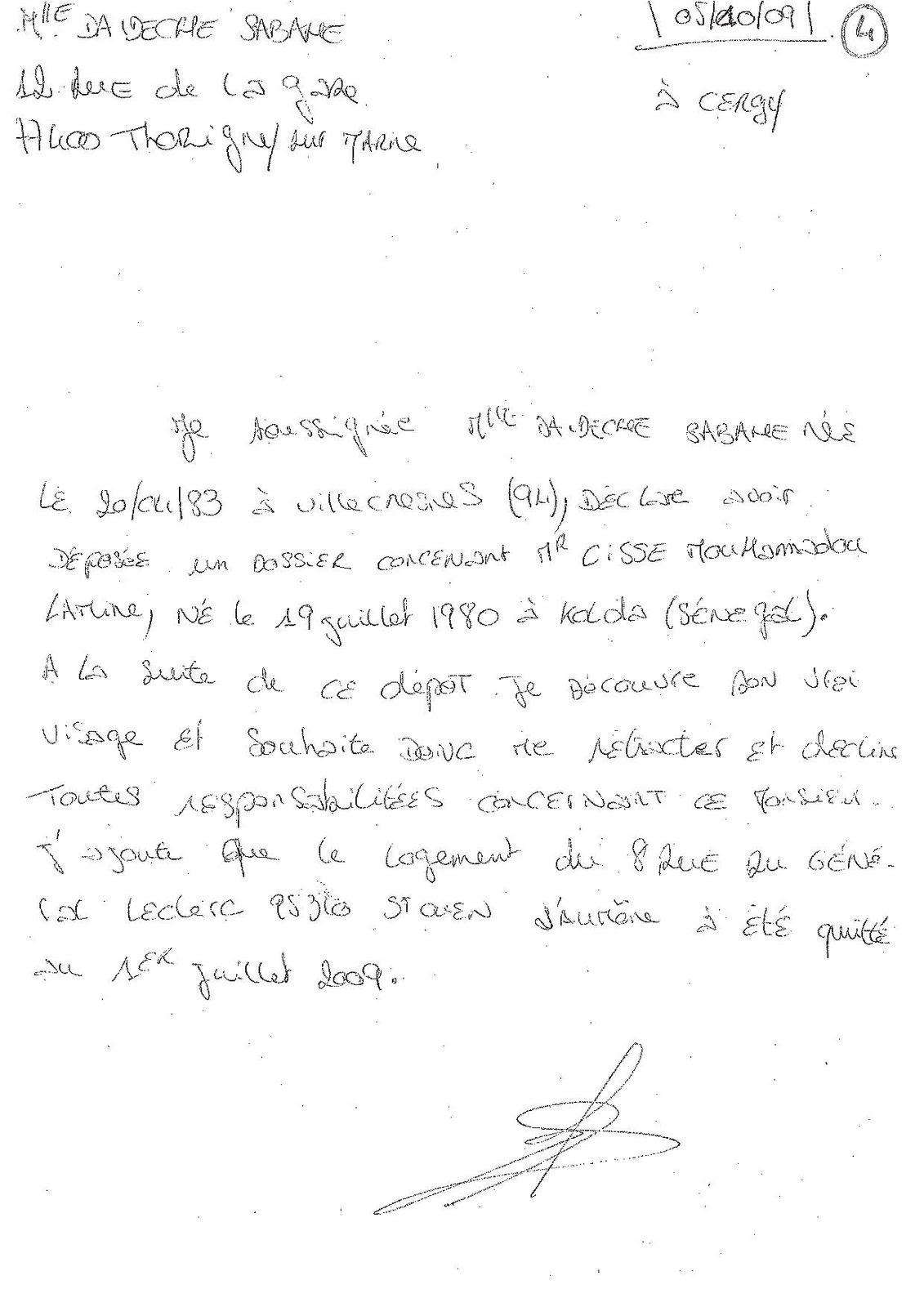 Modèle De Lettre De Procuration En Arabe   Covering Letter ...